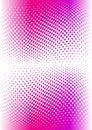 Image tramée rose de couleur. Vecteur Photo libre de droits