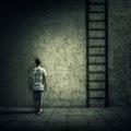 Imaginary escape