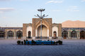 Imam mosque in kerman iran Royalty Free Stock Images