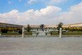 Imam square in isfahan iran Royalty Free Stock Photos