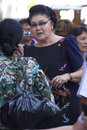 Imelda Marcos Royalty Free Stock Images
