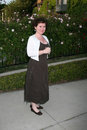 Imelda staunton britweek british counsul general s residence los angeles ca april Royalty Free Stock Images