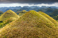 Img xs jpg chocolate hills bohol island philippines Stock Photo