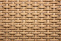 Imitation wicker full scale background Royalty Free Stock Image