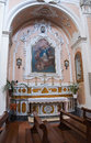 Immaculate church mottola puglia italy of Stock Image