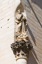 Immaculate column lecce puglia italy of Royalty Free Stock Images