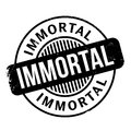 Immortal rubber stamp