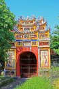 Hue Imperial City, Vietnam UNESCO World Heritage Royalty Free Stock Photo