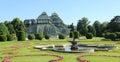 Imperial Garden Royalty Free Stock Photo