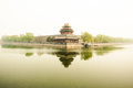 Imperial palace china beijing spring Royalty Free Stock Photo