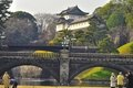 Imperial Palace Japan Royalty Free Stock Photos
