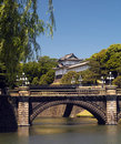 Imperial Palace - Tokyo - Japan Stock Images