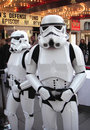 Imperial Storm Troopers Royalty Free Stock Photos