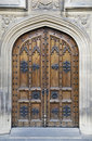Imposing Doorway Royalty Free Stock Photo