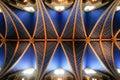 Iglesia techo