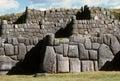 Inca ruins Stock Image
