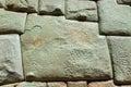 Inca stonework Foto de archivo