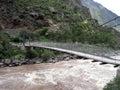 Inca Trail, Peru Royalty Free Stock Photo