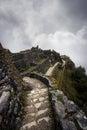Inca Trail Royalty Free Stock Photo
