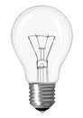 Incandescent lamp Royalty Free Stock Image