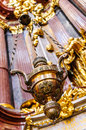 Incense Burner in a Church Royalty Free Stock Photo