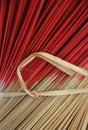 Incense Joss Sticks Royalty Free Stock Photo