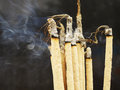 Incense stick Royalty Free Stock Photo