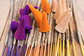 Incense sticks and cones Royalty Free Stock Photo