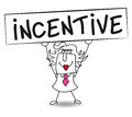 Incentive with Penelope Royalty Free Stock Photo