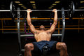 Incline Bench Press Royalty Free Stock Photo