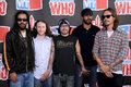 Incubus at the vh rock honors the who pauley pavilion ucla westwood ca Stock Photo