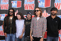 Incubus at the vh rock honors the who pauley pavilion ucla westwood ca Royalty Free Stock Photography