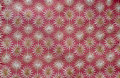 Indain fabric with floral embroidery Stock Images