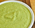 Indain green Chutney Royalty Free Stock Photography