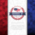 Independce Day Design Element