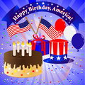 Independence day. Royalty Free Stock Images