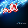 Independence day 4th of july Stock Image