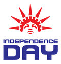 Independence day america Royalty Free Stock Photo
