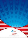 Independence day background Royalty Free Stock Images