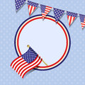 Independence day background3 Royalty Free Stock Photo