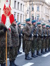 Independence Day, Lublin, Poland Stock Photography