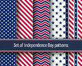 Independence day patterns