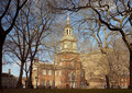 Independence Hall, Philadelphia. Royalty Free Stock Photography