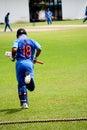India cricket team Royalty Free Stock Photo