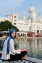 India - Golden temple Stock Photos