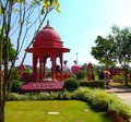 India pawilon Fotografia Stock