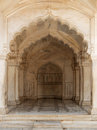 India red fort in agra amar singh gate uttar pradesh Stock Photography
