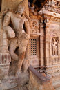 Indian ancient architeckture in Pattadakal Stock Photography