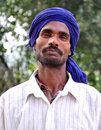 Indian bihari boy Stock Photo