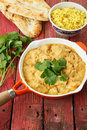 Indian Chicken Curry Royalty Free Stock Image